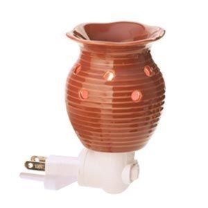 Scentsy Other - Scentsy Groovy Rust Plug-in Warmer NWT